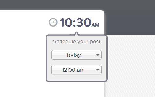 SMART SCHEDULING & TARGETING